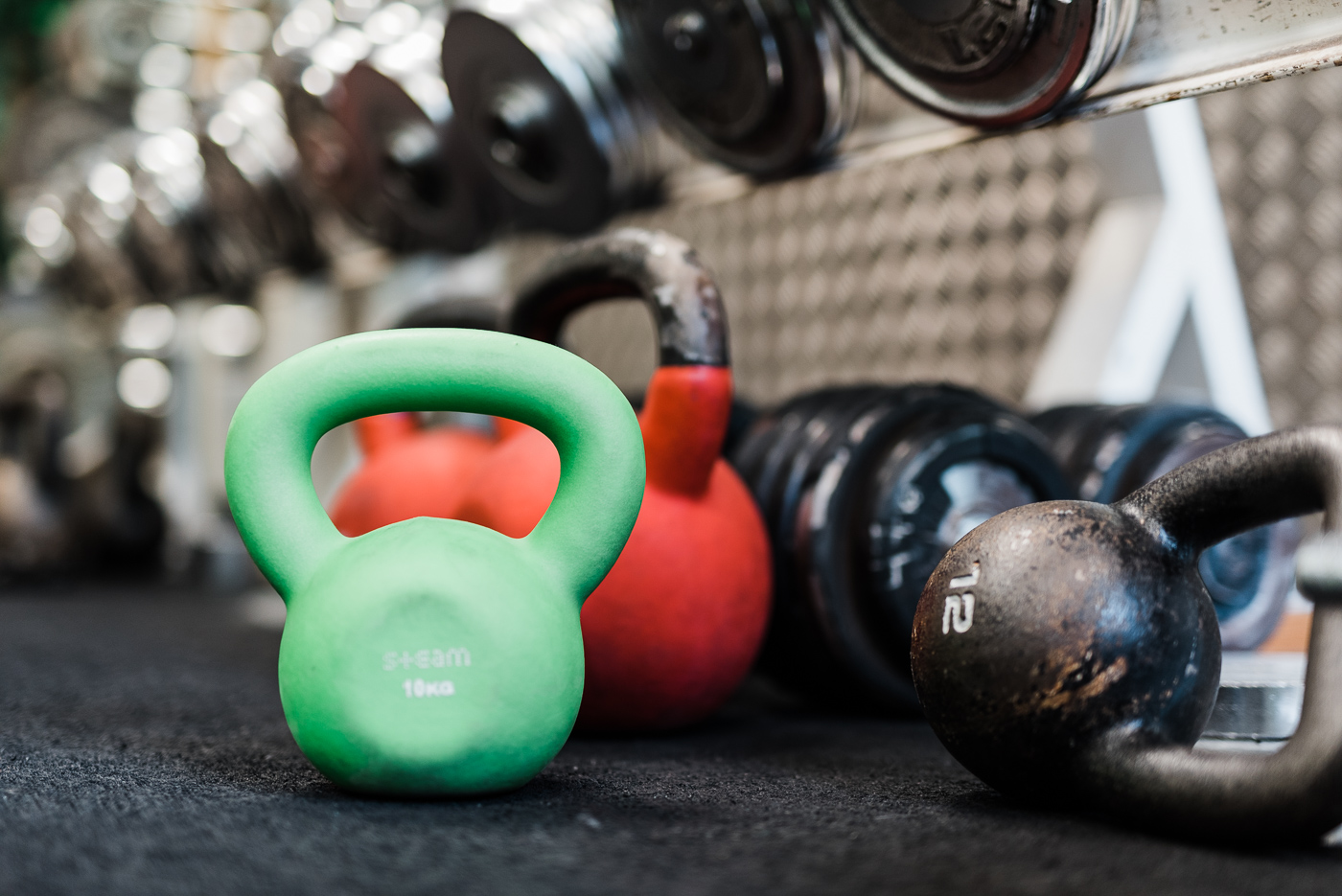 We are renting out home workout equipment!