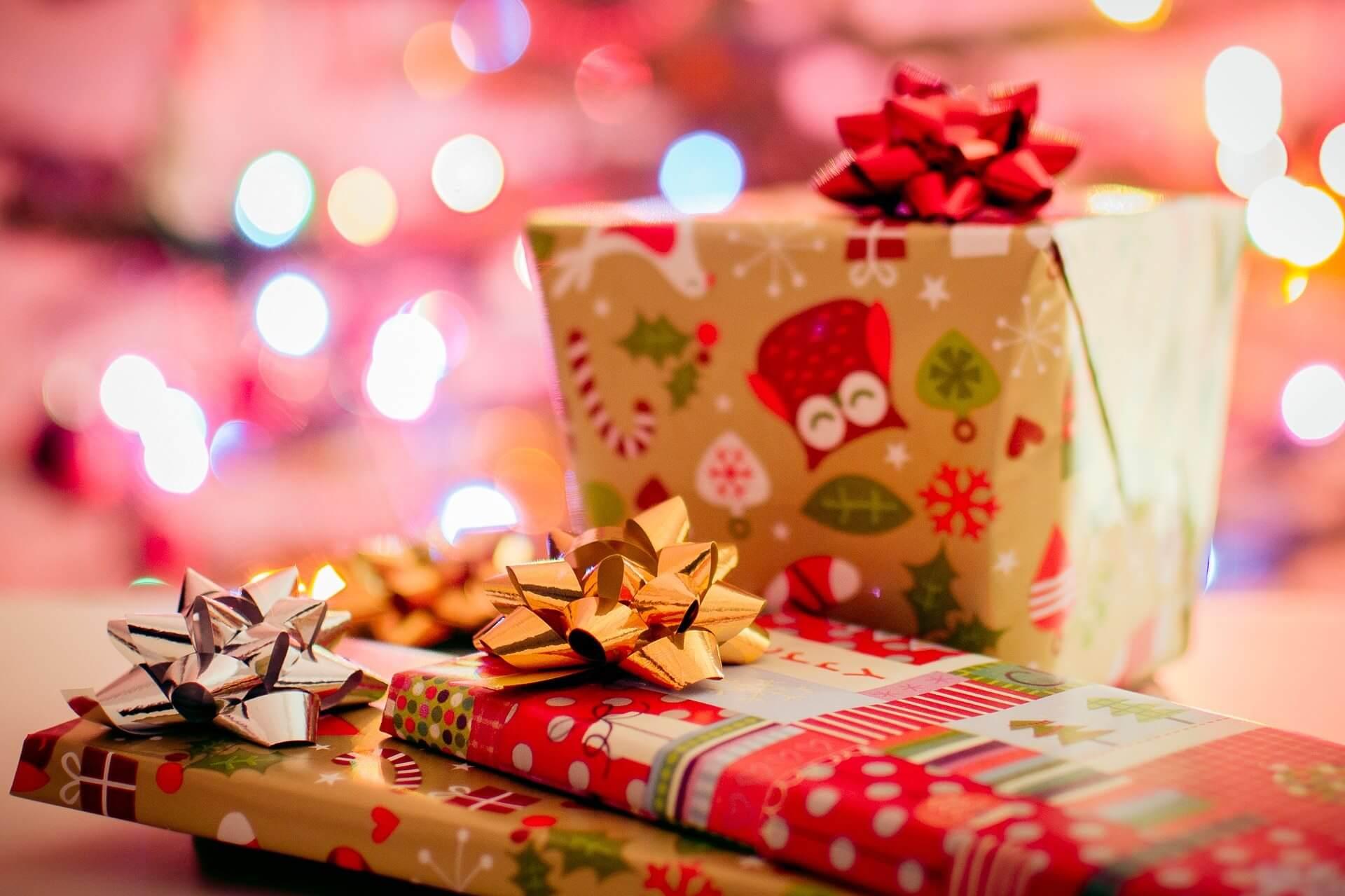 Joululahjatarjous