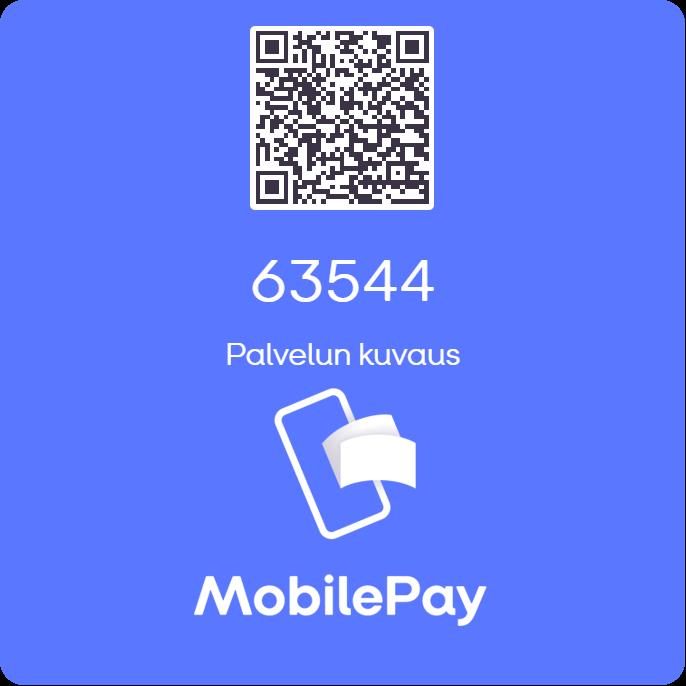 MobilePay maksuvälineeksi Olariumiin!