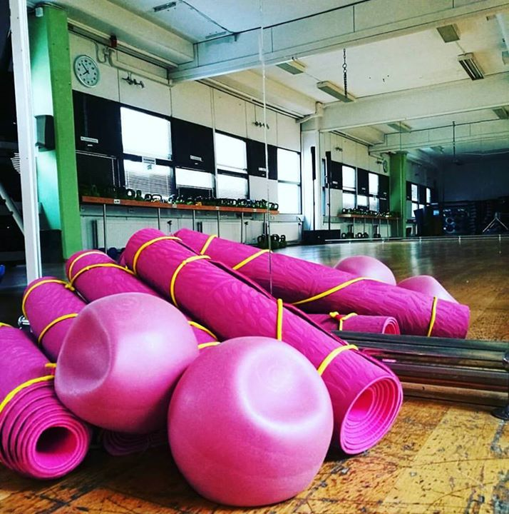 Ihanaa, Katrin Pilates 90min vielä Hyvänolon viikonloppuna 31.10.2021!