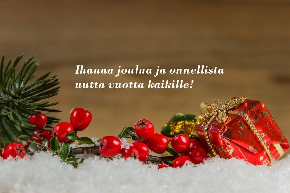 Joulunajan aukioloajat   ryhmäliikunta – Olarium 563aafa2ae